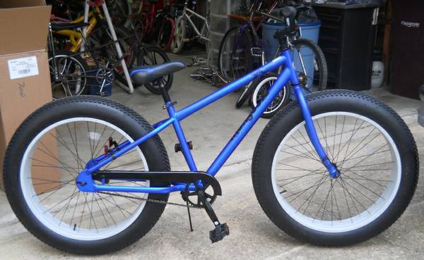 ENORMOUS Fat Tire Bicycle - $395 (S.A. SE)