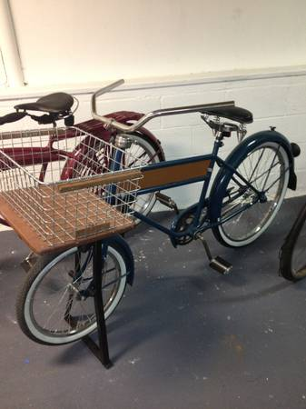 Vintage Cycle Truck, Courier Bicycle - $535 (San Antonio, TX)