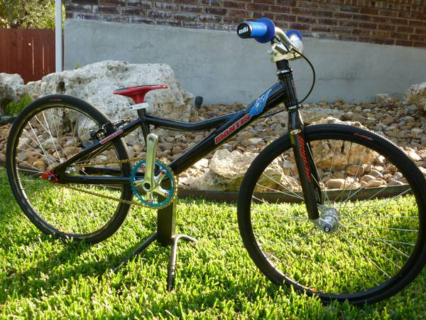 MCS MANTIS MICRO MINI BMX BIKE FOR SALE - $625 (STONE OAK)