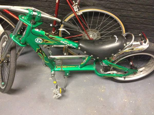 Schwinn STINGRAY OCC Chopper - $195 (San Antonio, Texas)