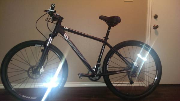 Mountain Bike (Cannondale) - $850 (San Antonio)