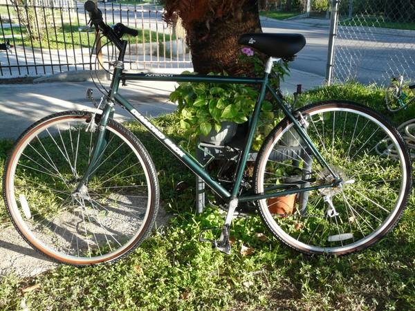 DiamondBack Approach Hybrid Bike Beautifull Bike - $150 (south san antonio)