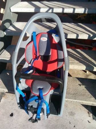 Bell Cocoon Child Carrier - $25 (Alamo Heights)