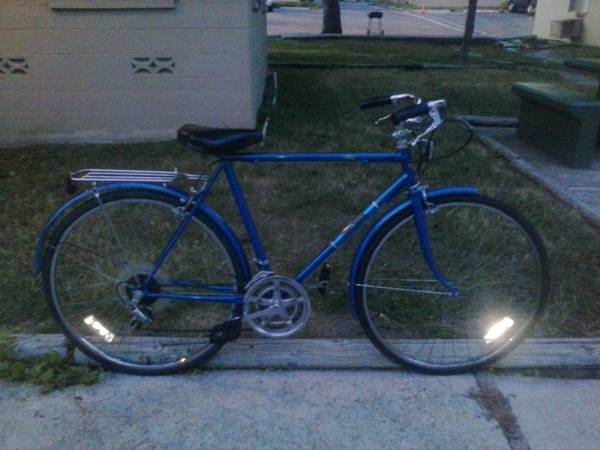 1980s womens 26 sears huffy Brittany free spirit 10 speed bicycle - $90 (will meet)