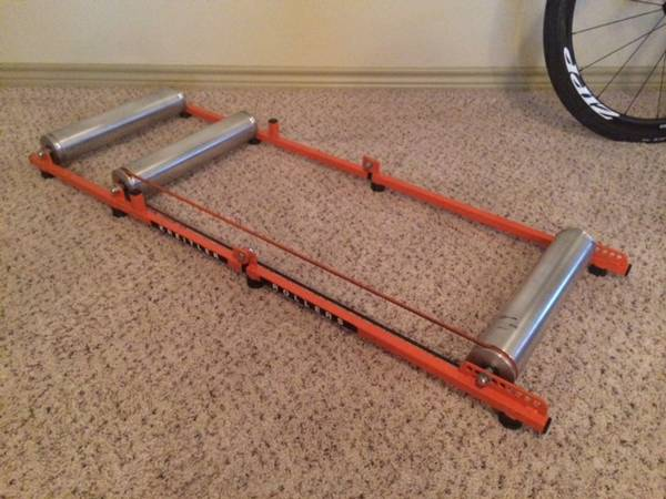 Kreitler Bike Rollers   Trainer For Sale -   x0024 100  I10  amp  UTSA