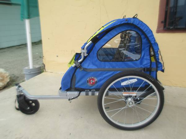 ------Schwinn Spirit Bicycle TrailerCarriageCart------ - $75 (Fredericksburg Hildebrand)