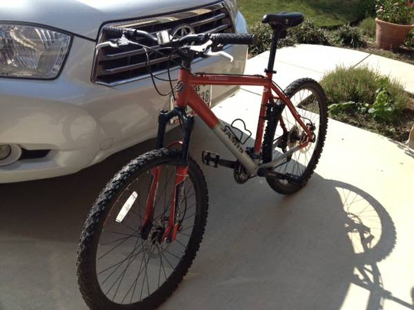 Jamis Durango 3.0 Mountain Bike 19 (7005 T-6) barely used - $600 (Northeast)