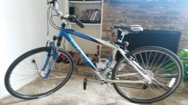 Trek 7100 Multitrack in near mint condition - $200 (leon Valley )