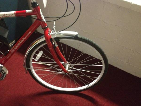 New Schwinn 7 Speed with Saddle Bags and Rack - $180 (San Antonio, Texas)