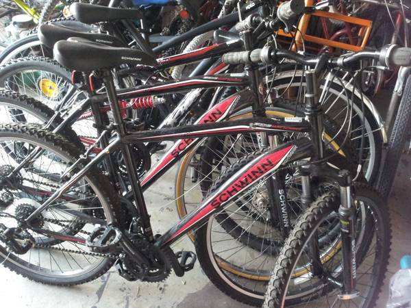 Schwinn Sidewinder Mountain Bike - $100 (Sea World)