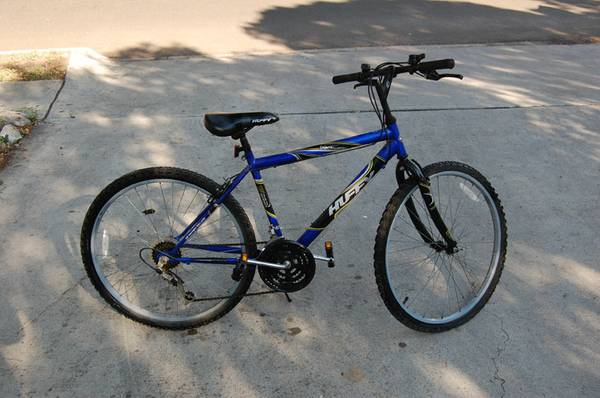 Blackwater Huffy - $40 (Leon Valley)