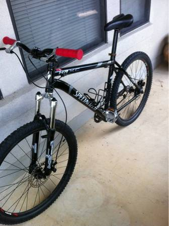 Specialized HR XC  single speed - $230 (1604 and Bandera)