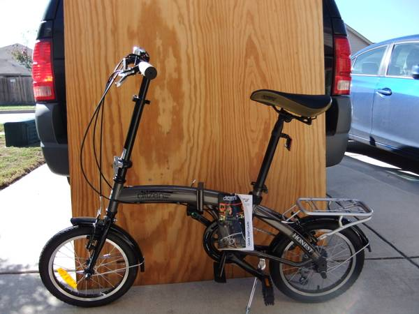 Citizen Folding Bike Brand New - $200 (San Antonio)
