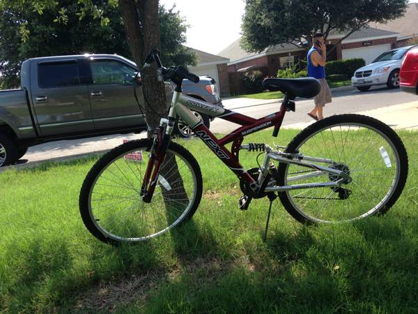 NEXT Power X Mens 26 Mountain Bike - $85 (San Antonio)