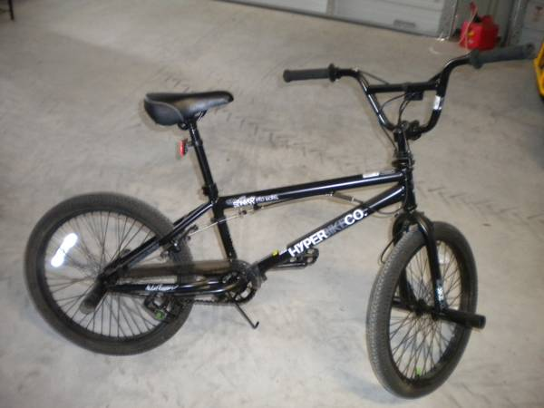 20 Hyper Spinner Pro BMX Bike Ready to Ride - $75 (NE SA 1516 Converse)