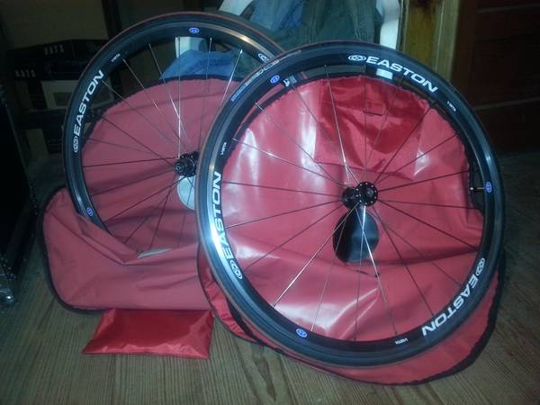 Easton vista wheelset 700c - $250 (north central)
