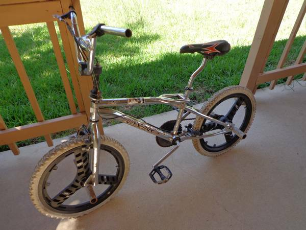 DYNO GT BMX freestyle old school mid vintage - $80 (s.a.)