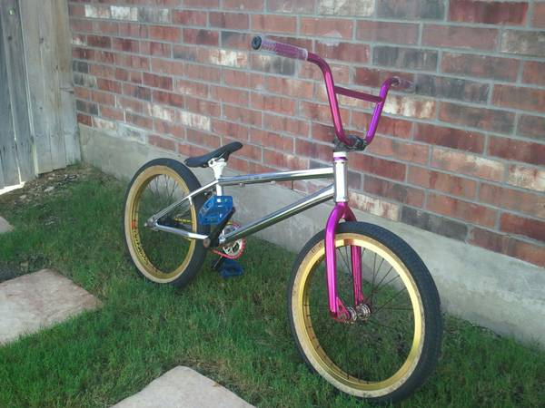 eastern bmx with odyssey parts. - $1 (schertz and universal city)