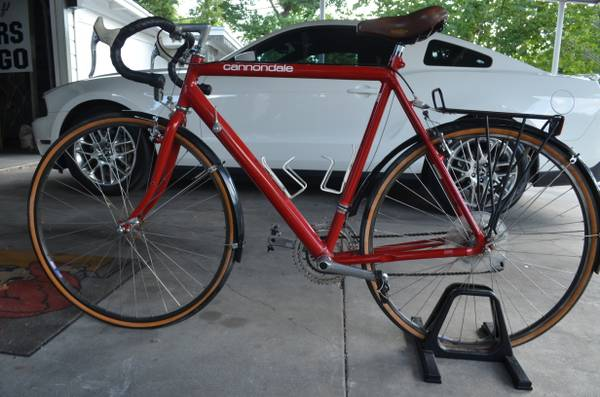 Cannondale ST600 (Vintage Touring Bike) - $400 (JeffersonSan Antonio College)