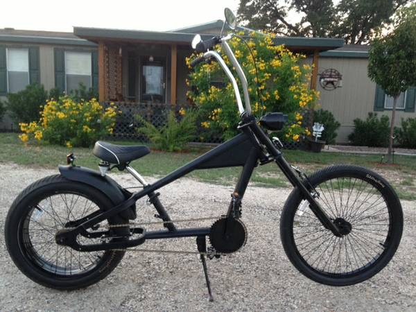 Schwinn Stingray Chopper Bike - $200 (Castroville)