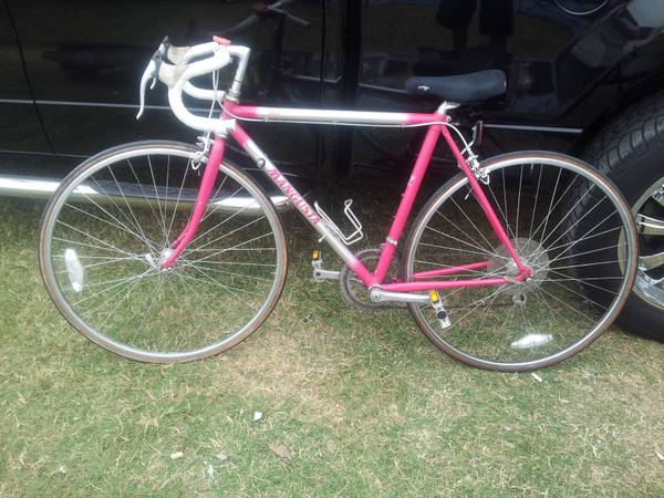 mangusta 3000 womens road bike - $195 (woodlawn park)