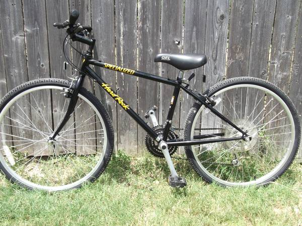 26 Specialized HardRock MTB Ready to Ride - $145 (south san antonio)