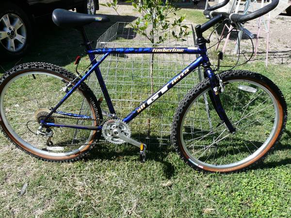 GT Timberline 26 Mountain Bike Very Nice - $140 (San Antonio)