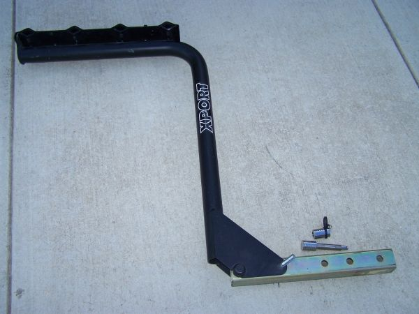 XPORT 4 BIKE HITCH MOUNT BIKE RACK 2 - $100 (SAN ANTONIO)