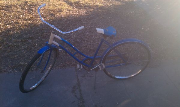 Vintage Murray Skybolt Ladies Cruiser - $100 (Downtown)
