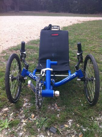2004 Road Catrike (Trike) Like New - $22 (Kerrville)