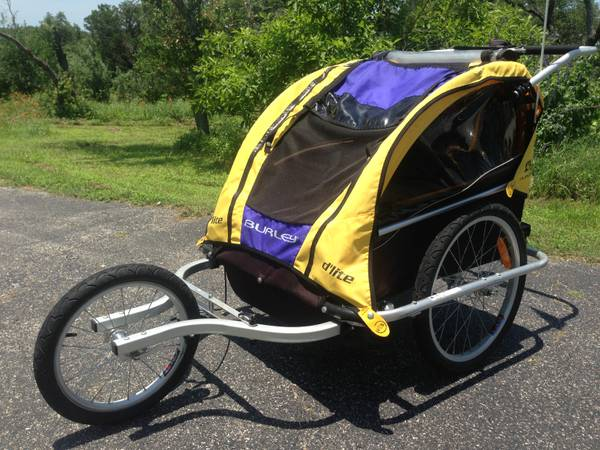 Burley dlite Bicycle TrailerJog Stroller - $325 (Comfort)
