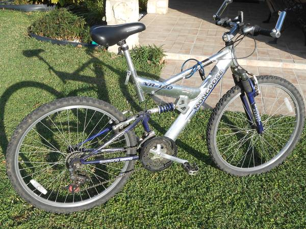 MONGOOSE 26 MTN. 21 SPEED - $115 (NW SA)
