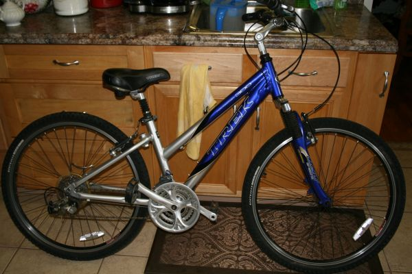 Trek Navigator 300 Mountain Bike - $250 (Canyon Lake)