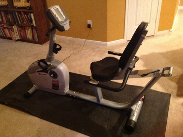 Schwinn Exercise Recumbent Bike - $250 (Culebra1604Sea World)