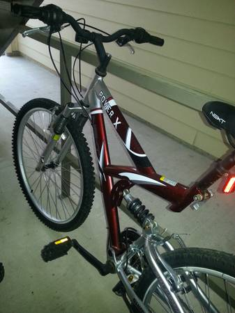 Next Power X Next Mountain Bike Cheap - $35 (san antonio)