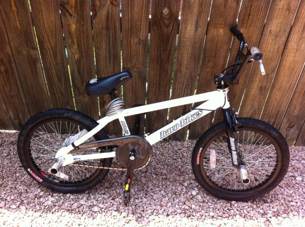 Haro Dave Mirra 540 Air 2000 signature series.  - $300 (San Antonio)