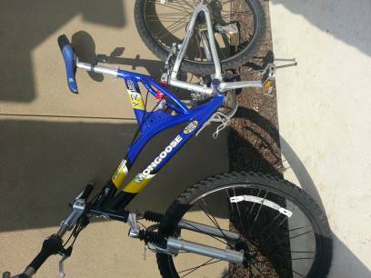 Mongoose Xr 150 Aluminum Awesome bike - $70 (san antonio)
