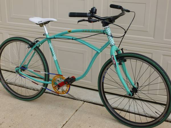 VERY COOL Classic Mountain bike 1982 Retro style. Might trade - $425 (stone oak)