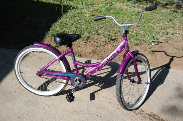 La Jolla Street Cruiser Bicycle - $65 (Wetmore San Antonio)