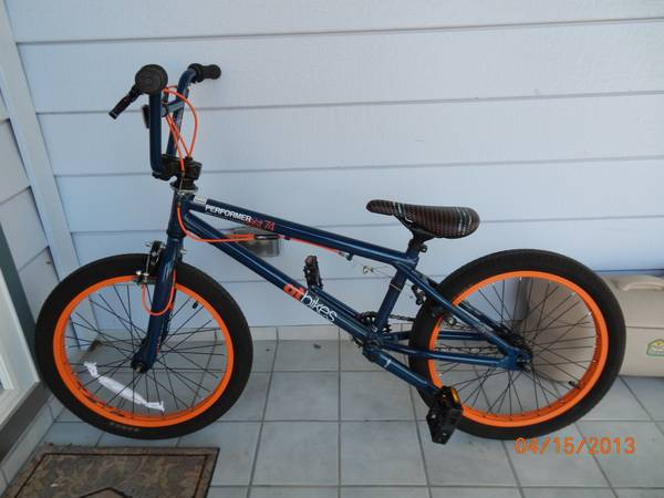 2011 GT Performer BMX Freestyle 20 Bike Like New - $250 (NESAConverse)
