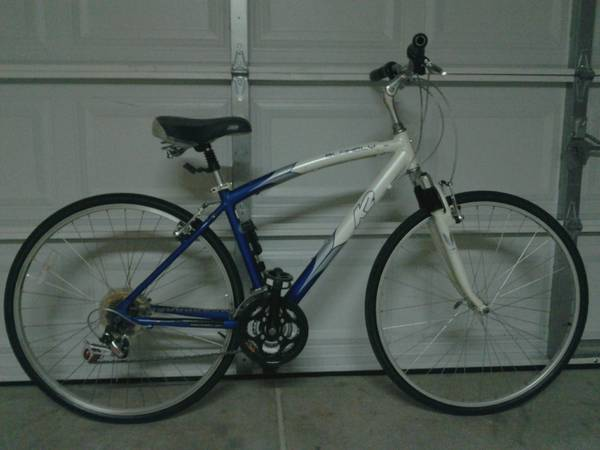 K2 blakely hybrid bike - $110 (seaworld)