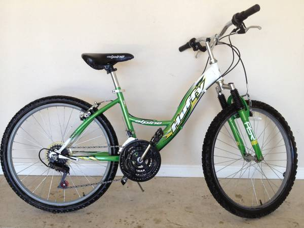 Huffy Alpine 24 inch Youth All Terrain Bicycle Bike  - $60 (United States)