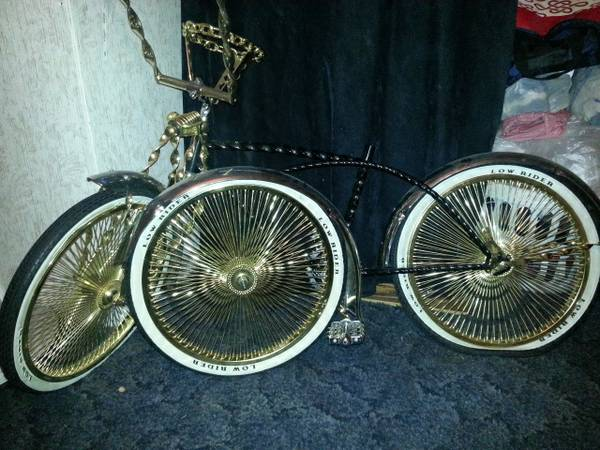 lowrider bike - $900 (karnes city)
