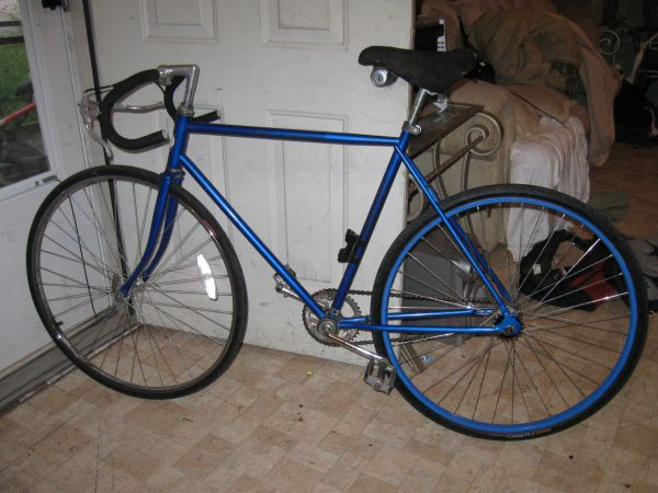 free spirt fixed gear - $80 (southtown)