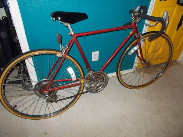 VINTAGE SCHWINN 10-SPEED - $125 (NEAR DOWNTOWN SAN ANTONIO)