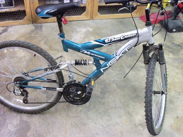 Next Power Climber bicycle - $60 (2022 Blanco Rd)