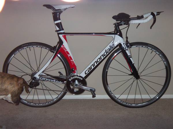 TRI BIKE 2011 Cannondale Slice 4  - $2000 (Northwest)