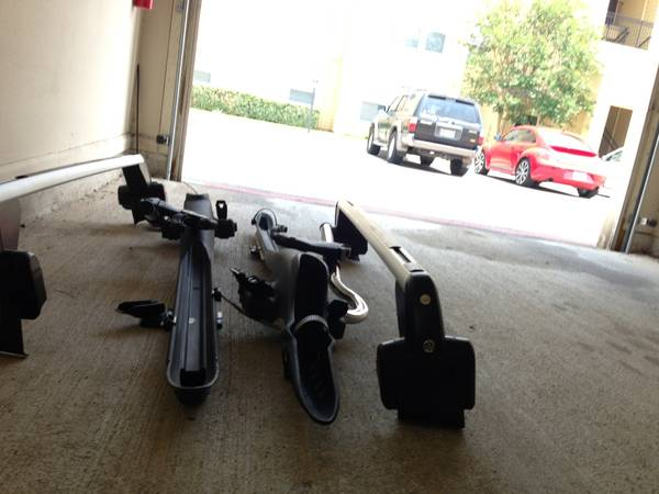 Bike Rack for VW beetle - $600 (San Antonio)