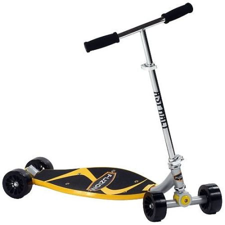 4 wheel Asphalt Trick Scooter ride to 175 lbs (not the new cheapy one) - $59 (Schertz 3009)