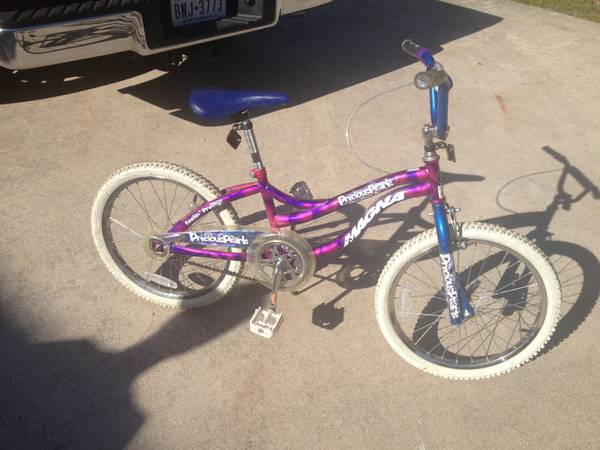 Girls Bike- Precious Pearls Magna - $30 (Boerne off IH-10)